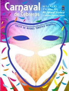 carnaval cebreros_cartel
