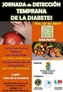 jornada contra la diabetes