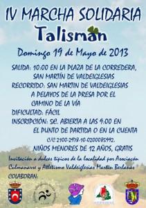 marcha solidaria talisman