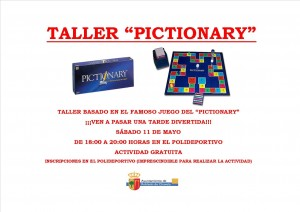 TALLER PICTIONARY