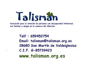 Talismán Inauguración II Fase