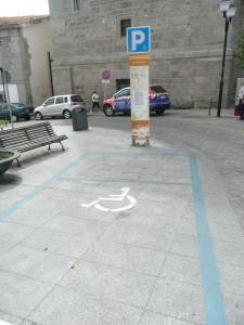 aparcamiento discapacitados smv
