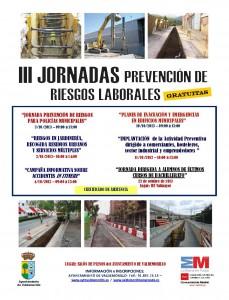 III Jornadas Prevención Riesgos Loaborales Valdemorillo