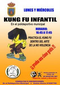 KUNG-FU NIÑOS