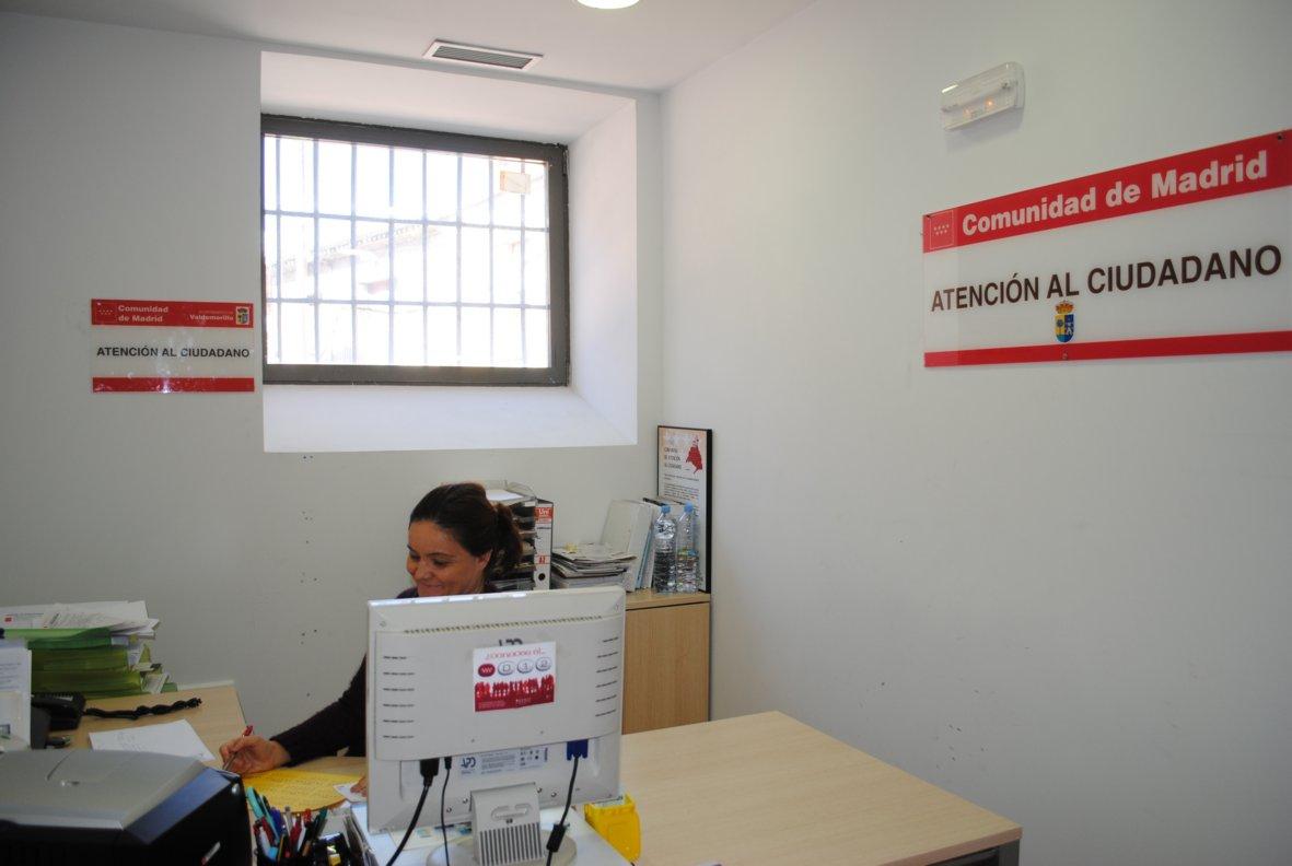 La oficina de atenci n al ciudadano de valdemorillo ya - Oficina de atencion al ciudadano madrid ...