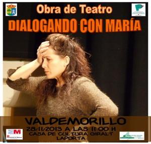 2013-11-28 dIALOGANDO CON MARÃ-A