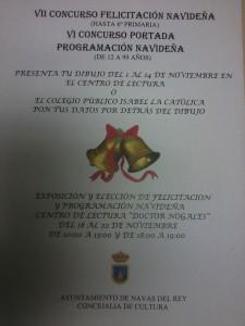 CONCURSO PORTADA Y FELICITACIÓN
