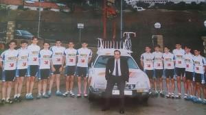 Yuste ciclismo