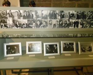Parte de la exposición fotográfica del MAST.
