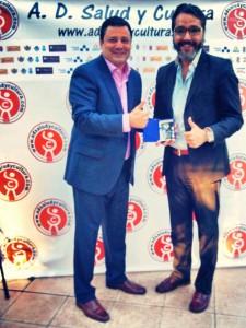Premio Ad Salud y Cultura jun14