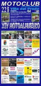 montaje cartel motoclub