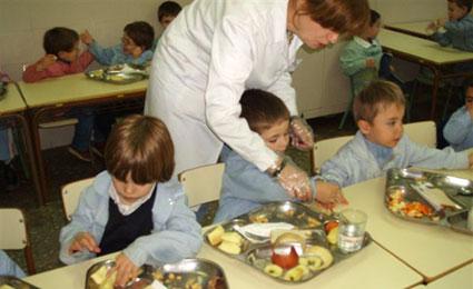 La Comunidad de Madrid descarta abrir los comedores escolares en ...