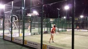Torneo femenino , el pasado fin de semana.