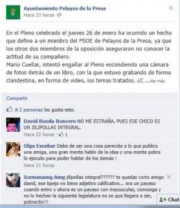 FacebookPelayos