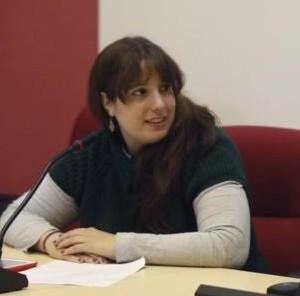 Alba Corrochano.