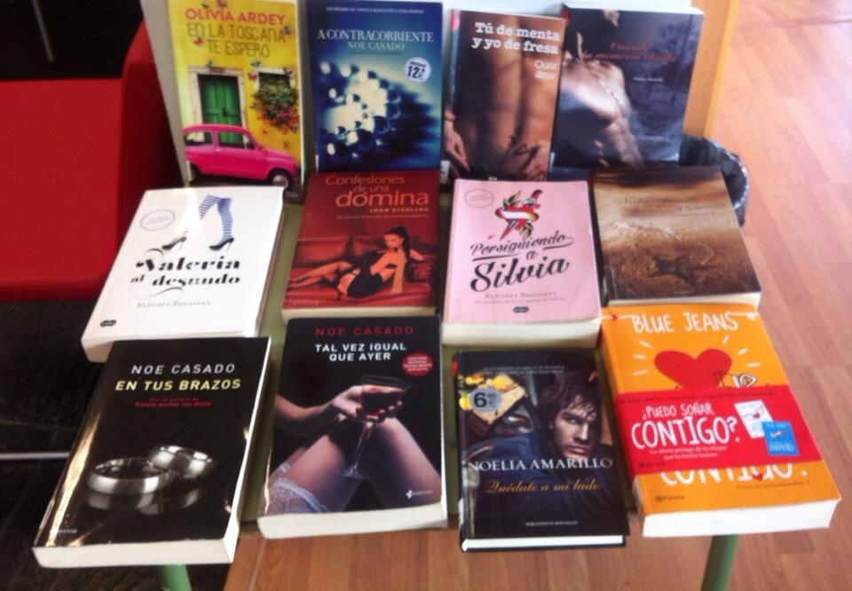 Muestra literatura romántica adulta 2