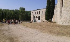 Visitas Monasterio de Santa María la Real de Pelayos de la Presa.  (3)