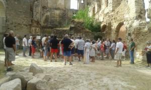 Visitas Monasterio de Santa María la Real de Pelayos de la Presa.  (5)