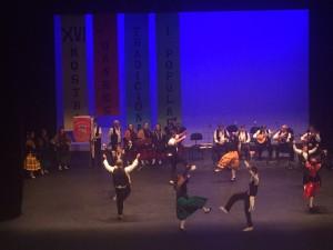 XVI Mostra de Danses Populars i Tradicionals.