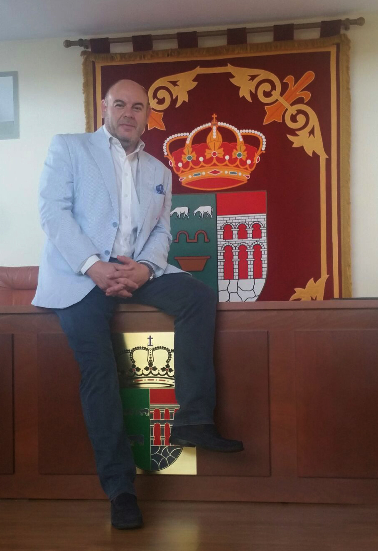 Andres Samperio - Alcalde