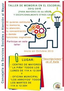 TALLER DE MEMORIA 15-16