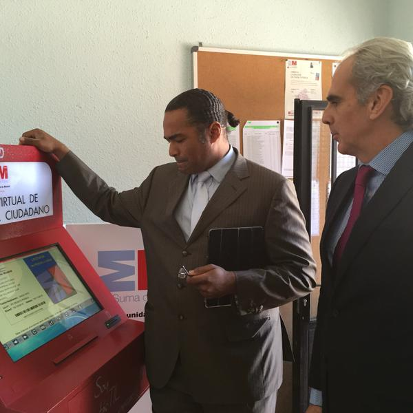 Villamantilla cuenta ya con su oficina de atenci n al - Oficina de atencion al ciudadano madrid ...