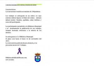 CONCURSO MICRORRELATOS BASES 2