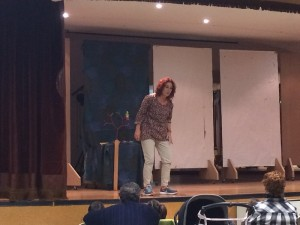 Actuación de Aldea del Fresno.