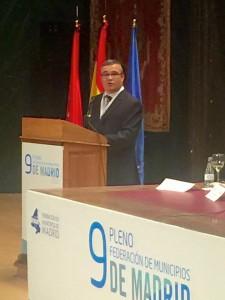 Guillermo Hita durante su intervención. FOTO: Cristina Moreno.