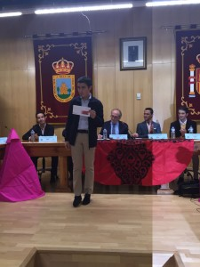 Inauguración de la Escuela Taurina de Navas del Rey (1)