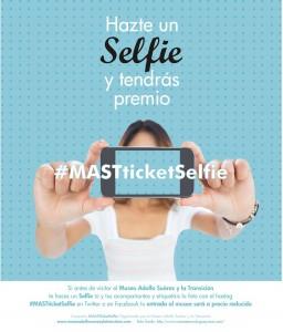 MAST selfie