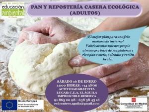 16 Enero Pan y reposteria adultos