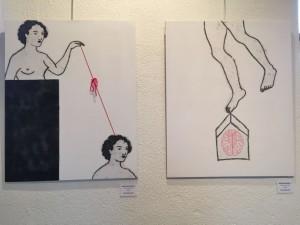 'Apropiación 4', obra de Eva Hiernaux.