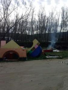 Pelayos quema residuos  (4)