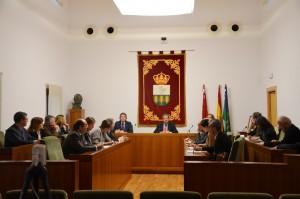 Imagen de la sesión plenaria celebrada esta mañana.