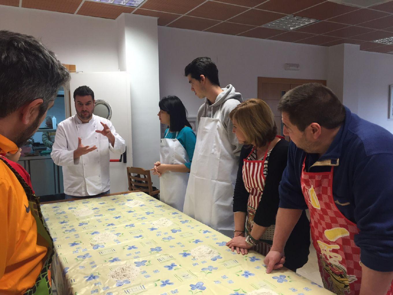 Taller de cocina en pareja con sergio fern ndez en navas for La cocina de sergio