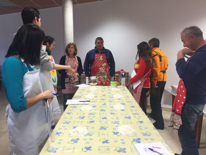 Cocina Con Segio   Taller De Cocina En Pareja Con Sergio Fernandez En Navas Del Rey