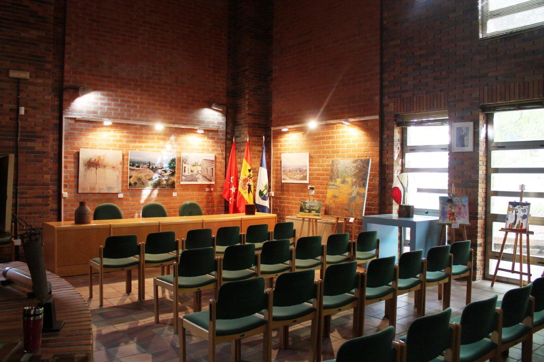 Sala de Encuentros.