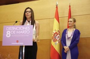 Eva Calvo Gómez. Foto: D.Sinova / Comunidad de Madrid
