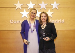 Ana Ramírez de Molina. Foto: D.Sinova / Comunidad de Madrid