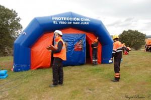 Simulacro de Terremoto en Villa del Prado8
