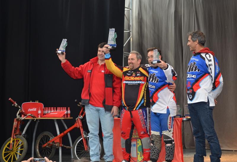 TRS 35 Aniv.2016.Podio Bike Trial