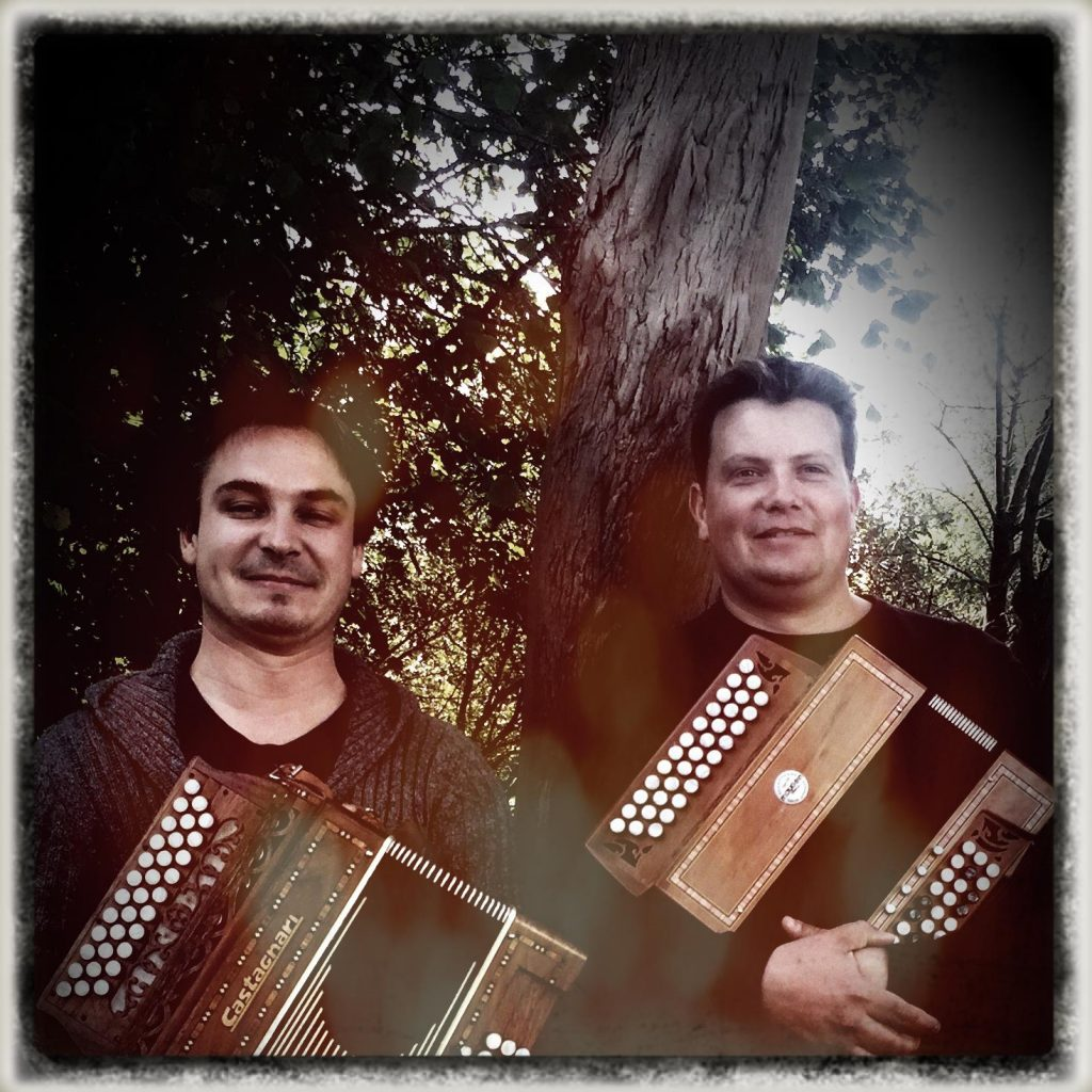 Duo Bodros Badeau.