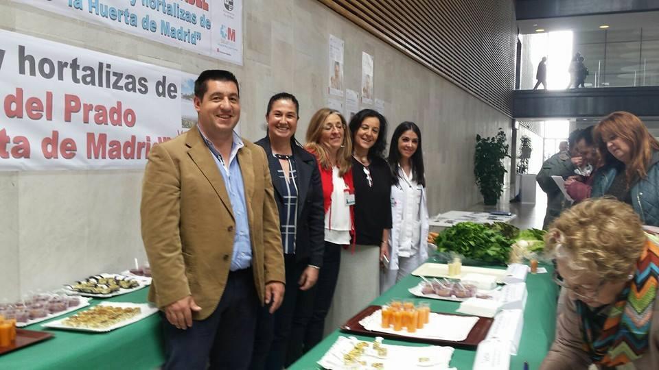 Degustación Hospital Móstoles2