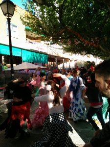 El Tiemblo, Feria de abril (3)