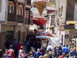 Mercado Medieval Adrada (5)