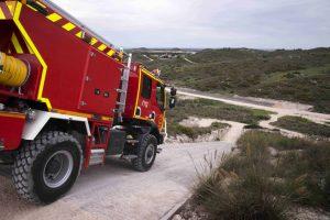 Vehiculos bomberos Comunidad Madrid 2