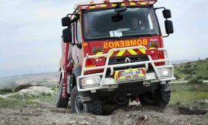 Vehiculos bomberos Comunidad Madrid 3