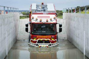 Vehiculos bomberos Comunidad Madrid 4