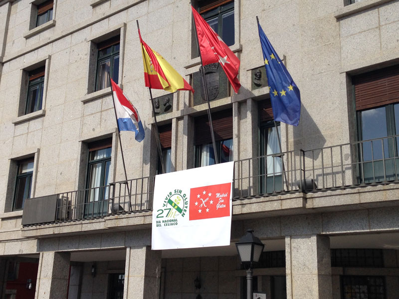 Ayuntamiento de San Lorenzo de El Escorial.